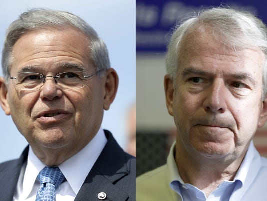 Menendez and Hugin