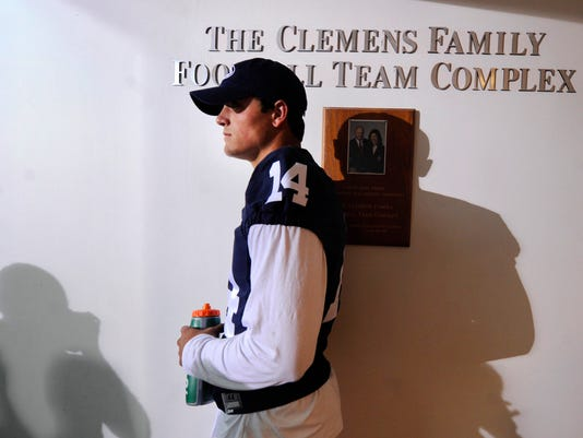 Christian Hackenberg has all the tools. Will they translate into positive results in 2015?