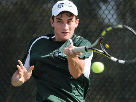 High School Tennis: Lake Nona at Melbourne