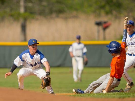 Lansing Thomas A. Edison Baseball