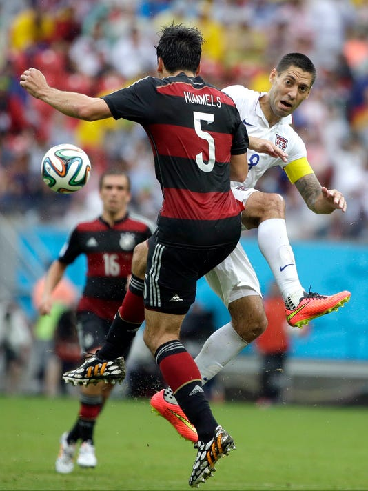 Brazil Soccer WCup US Germany