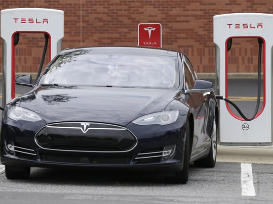 Tesla-Bad Week