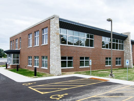 St. Charles Catholic School in Hartland has completed