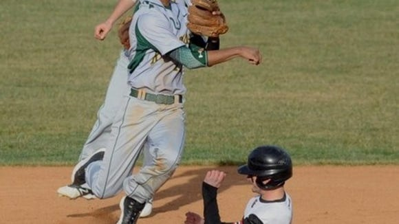 Reynolds shortstop Cory Watt.