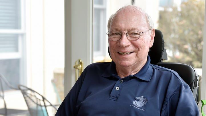 Phil Avillo, inspirational retired York College professor, succumbs to 'Lady ALS'