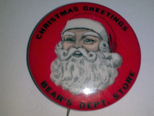 The Bon-Ton wasn't alone in the holiday pin business
