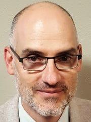 Joel Bishop, El Paso County executive director of justice and community support.