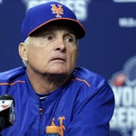 5 questions for Mets manager Terry Collins today