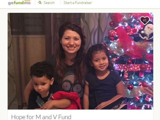 GoFundMe to help children of slain woman
