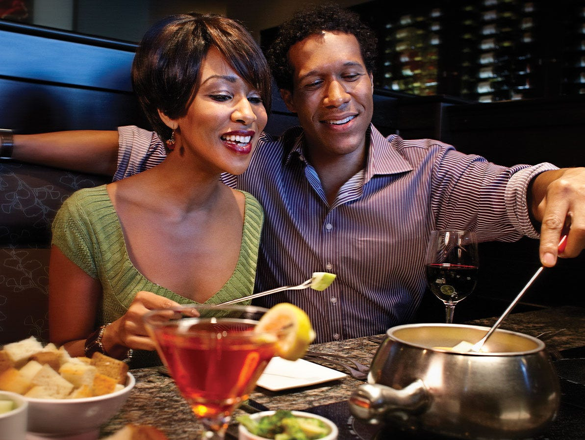 Treat your sweetie to a yummy meal at The Melting Pot with a $100 gift card. Enter 1/8-2/1.