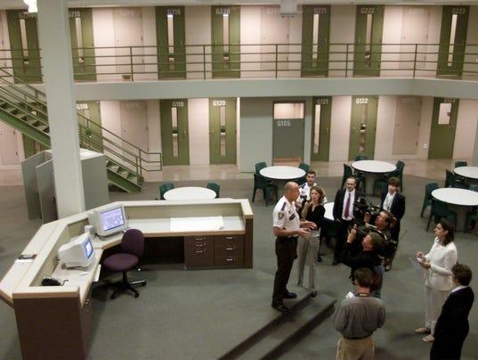 Sherburne shows expanded jail