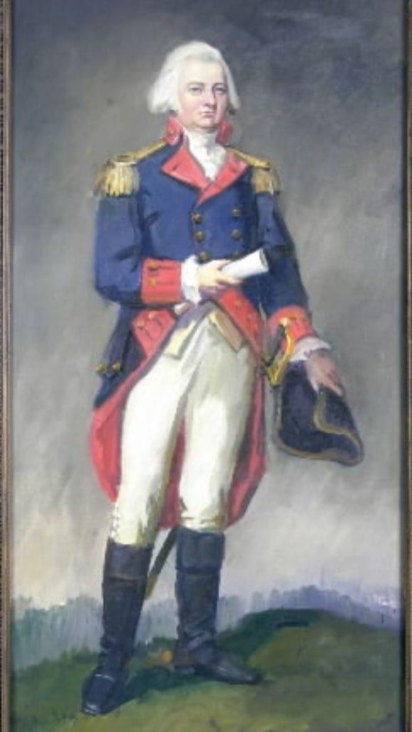 Thomas Hartley, York County's first congressman, was