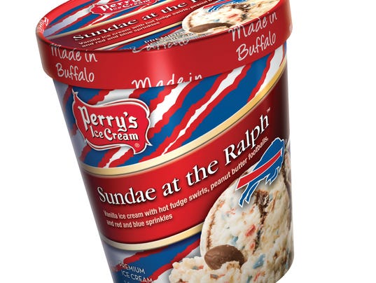 Perry's Ice Cream has launched a new flavor featuring the Buffalo ...