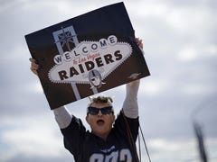 Former Raiders RB's idea brought NFL to Vegas