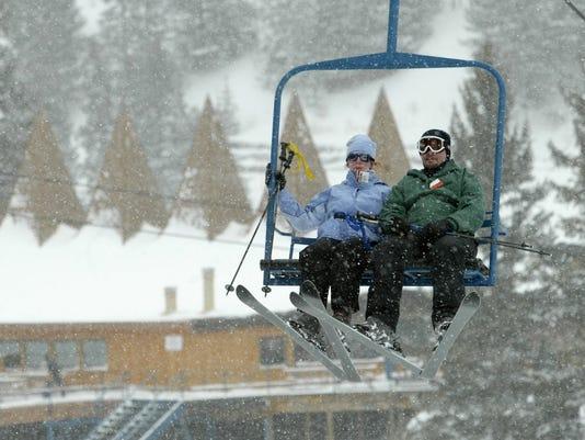ski lift at Ski Apache