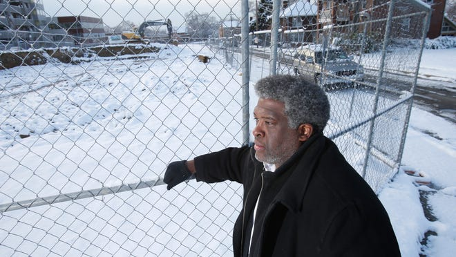 Ozie Davis, executive director of the Avondale Comprehensive Development Corp., hopes that eight new townhomes on Northern Avenue are the beginning of more market-rate housing in the neighborhood.