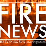 A fire has been reported in Penn Township on Bragg Street near Sheridan Drive, according to York County 911.