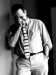 Writer David Sedaris will be at Hoyt Sherman Place on April 29.