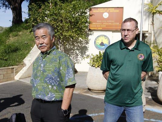 Hawaii-Mistaken Missile Alert