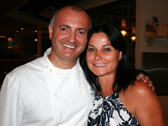 Chef Fabrizio and Ingrid Aielli are soon launching