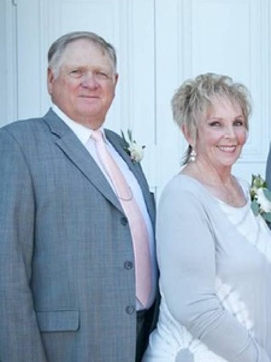 Anniversaries: Tyree Bulloch & Judy Bulloch