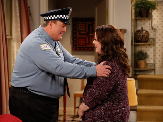"""Starring on """"Mike & Molly"""" for six seasons with Melissa"""