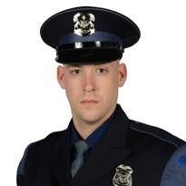 State trooper dies after motorcycle crash in western Mich.