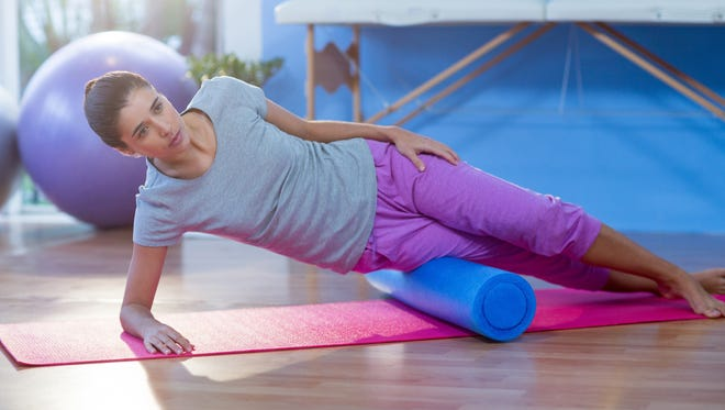 Incorporating Foam Rolling into Your Fitness Routine
