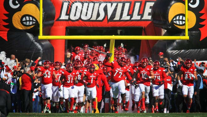 Another local prospect has committed to Louisville.