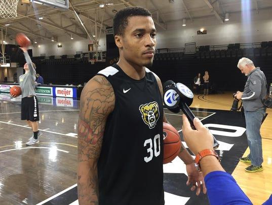 Oakland Golden Grizzlies, oakland basketball
