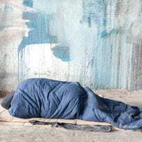 The Central Louisiana Homeless Coalition performed an annual one-night count of the homeless in January. Volunteers found twice as many unsheltered homeless in 2016 than they did in 2015.