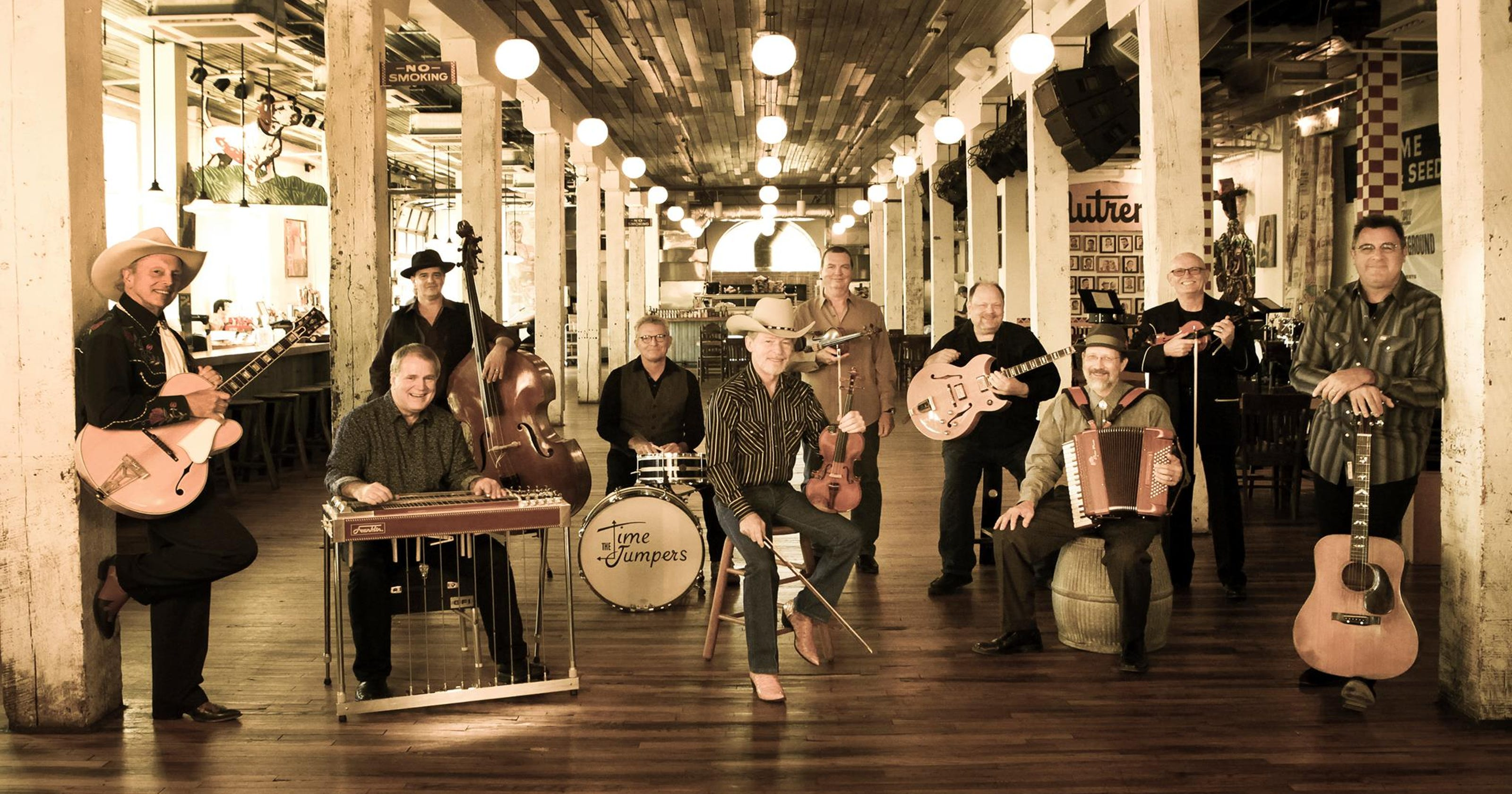 The Time Jumpers Nashvilles Best Bet On Any Given Monday Dont Know If All Drum Switches Are Same Maybe They