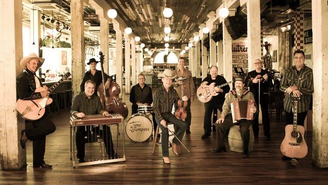 The Time Jumpers will release their next album in September.