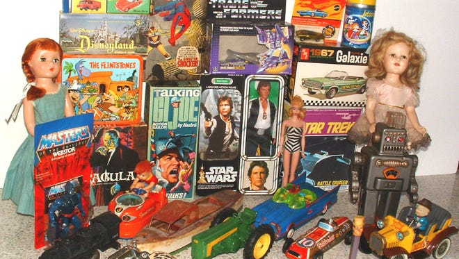 Bruce Zalkin has been appraising antique toy value for over 40 years.