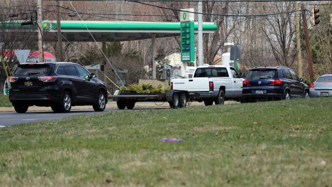 The owners of the property that is home to the BP Gas Station on Red Lion Road is suing land owners across the road who plan to build a Wawa near the station. The lawsuit claims the development plan did not receive proper approvals from New Castle County.