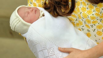 Prince William and Duchess Kate took their newborn, Princess Charlotte, and brother Prince George to their country estate in Norfolk on May 6.