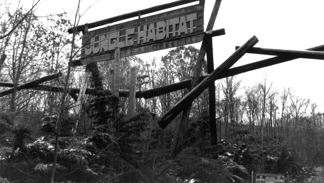 Jungle Habitat was located way up north in West Milford near Greenwood Lake and the New York state border.
