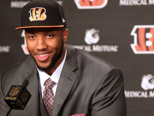 In 2015, the Bengals felt Cedric Ogbuehi would be the