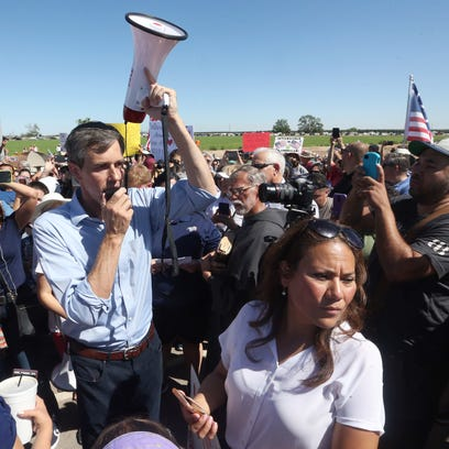 Funny thing happened at Tornillo protest over separation of children: Luis Villalobos