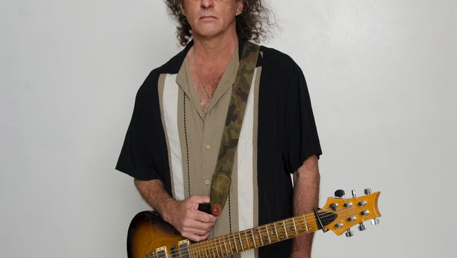 James McMurtry performs Thursday at Headliners Music Hall.
