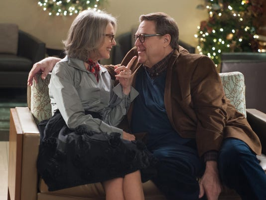 Film Review-Love the Coopers