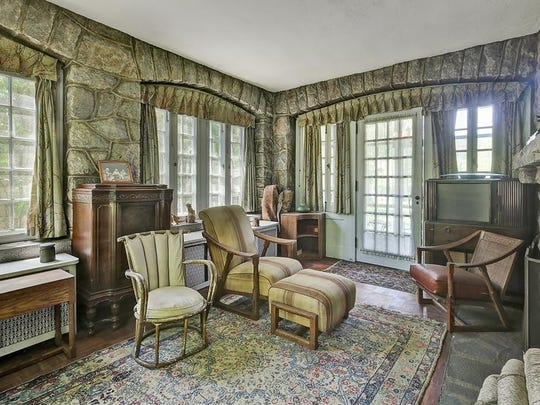 The Adirondack Room.