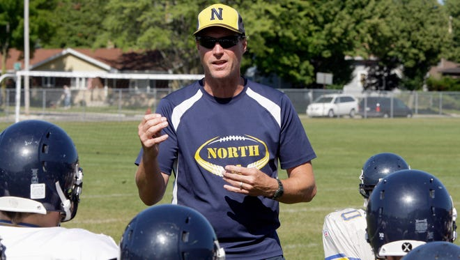 Sheboygan North football coach Karl Nienhuis, who helped navigate North to a 4-32 record during his four-year head coaching tenure, has resigned.