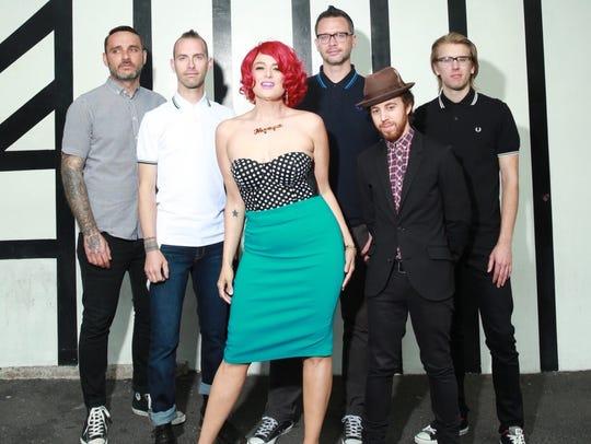 Save Ferris will perform July 20 at Klipsch Music Center.