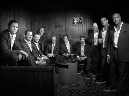 Straight No Chaser will perform Dec. 11-13 at the Murat Theatre in Old National Centre.