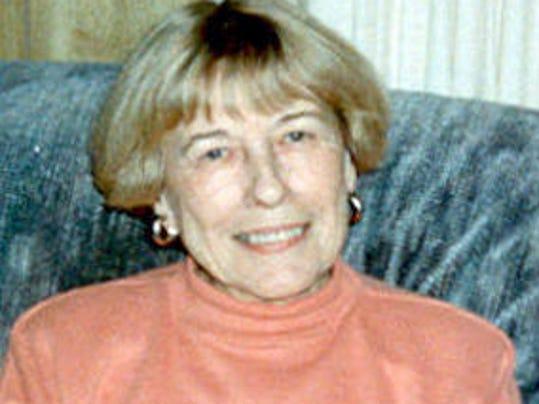 Marjorie Warner