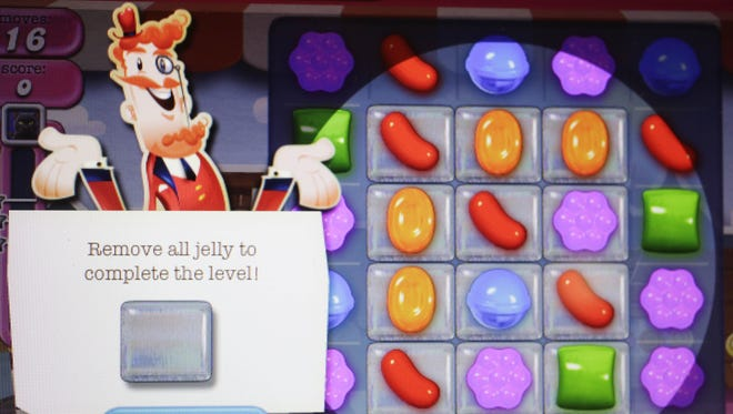 """Activision Blizzard is buying King Digital Entertainment, maker of the game """"Candy Crush Saga."""""""