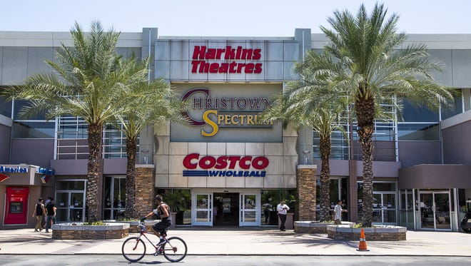 Christown Spectrum Mall in Midtown Phoenix has sold for $115 million.