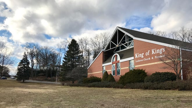 A townhouse complex proposed for the property adjacent to King of Kings church in Mountain Lakes has borough environmentalists worried.