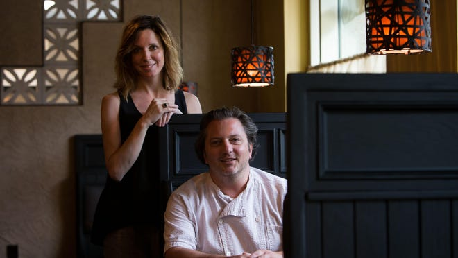 Bryan and Andrea Sikora, who run La Fia restaurant, Cocina Lolo and Merchant Bar, all in downtown Wilmington, are no longer involved with the Market Street Bread + Bagel bakery. They have sold their share of the business and severed ties with a former partner.